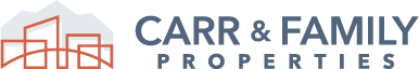 Carr & Family Properties Logo - Horizontal