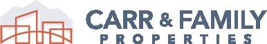 Carr & Family Properties Logo - Horizontal