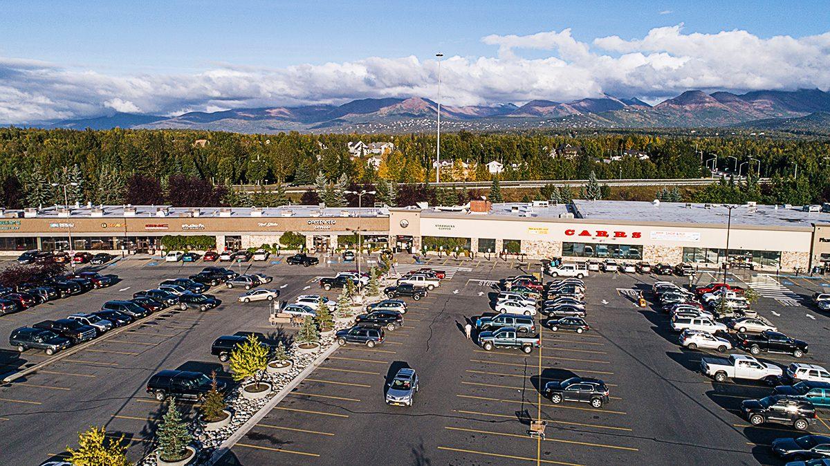 Huffman Shopping Center